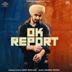 OK Report  - Rapi Dhillon