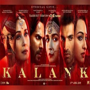 Kalank mp3 songs
