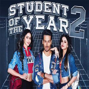 Student of the Year 2 mp3 songs
