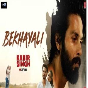 Bekhayali Kabir Singh Video Songs Download Pagalsong In