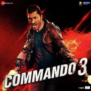 Commando 3 mp3 songs