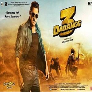 Dabangg 3 mp3 songs