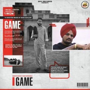Game - Sidhu Moose Wala mp3 songs