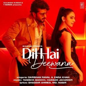 Dil Hai Deewana - Darshan Raval