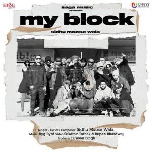 My Block - Sidhu Moose Wala mp3 songs