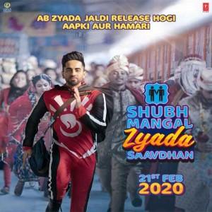 Shubh Mangal Zyada Saavdhan mp3 songs