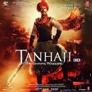 Tanhaji - The Unsung Warrior mp3 songs