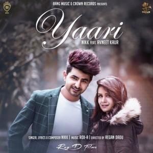 Yaari - Nikk mp3 songs