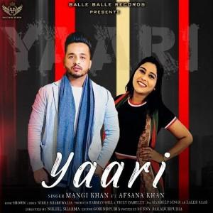 Yaari - Mangi Khan mp3 songs