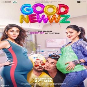 Good Newwz video songs