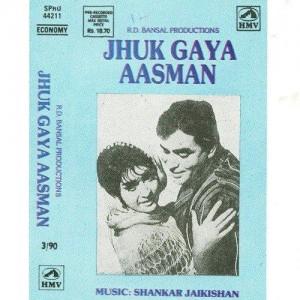 Jhuk Gaya Aasman (1968) Full Movie Watch Online Free