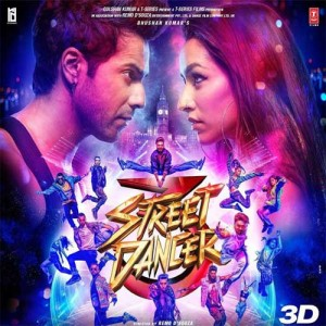 Street Dancer 3D mp3 songs